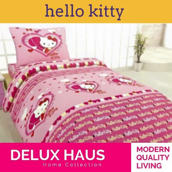 """Детска постелнина """"Hello Kitty"""""""