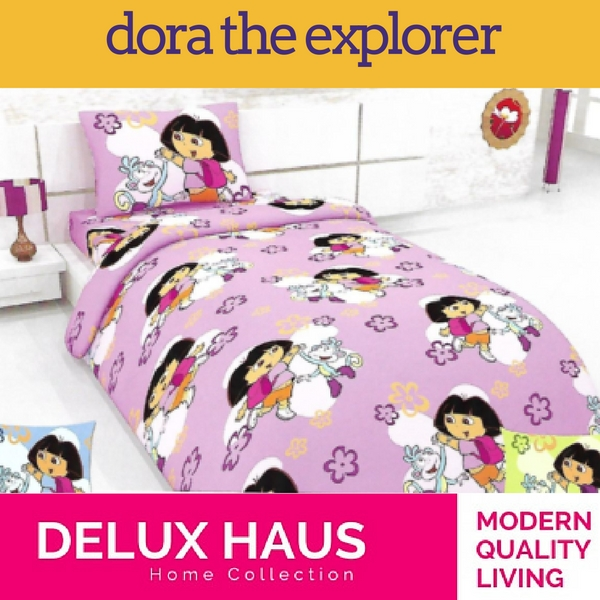 "Детска Постелнина ""Dora The Explorer"""