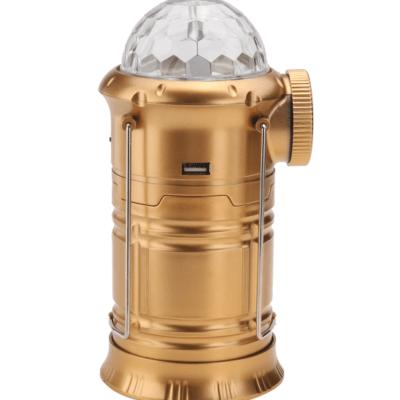Диско-фенер со Bluetooth звучник