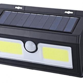 2638B Двоен LED Соларен рефлектор со сензор