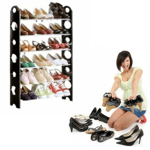 Сталажа за обувки (12 или 18 пара)