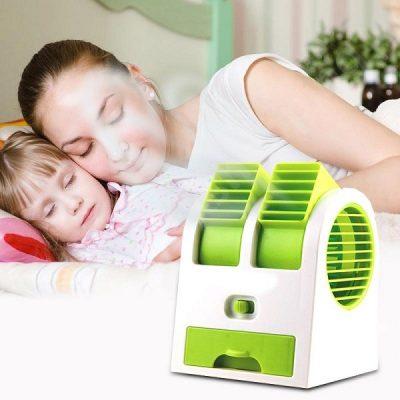 USB клима/вентилатор/навлажнувач на воздух