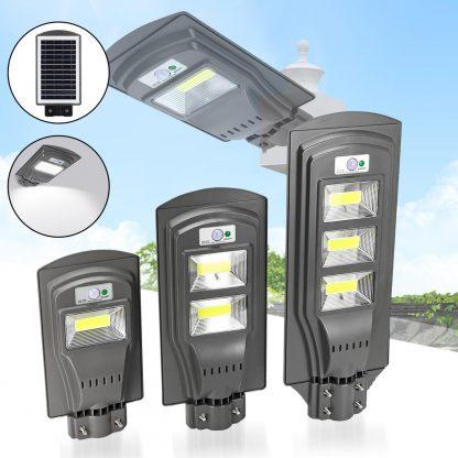 Соларни Улични LED рефлектори 20W, 40W, 60W