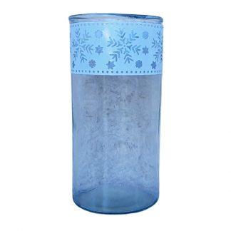 Стаклена вазна